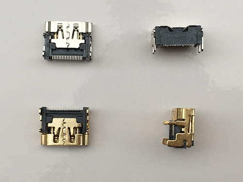 Precision connector development